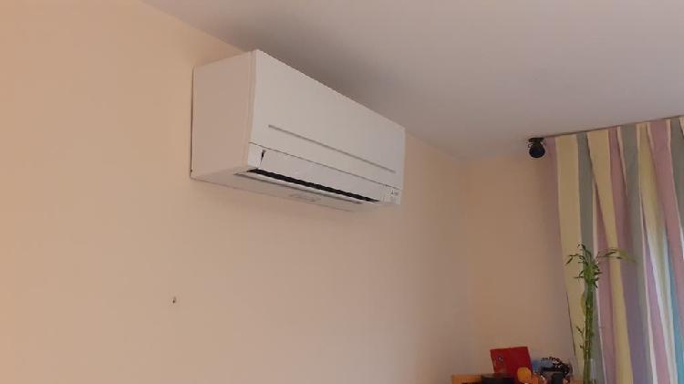 Manitas y aire acondicionado
