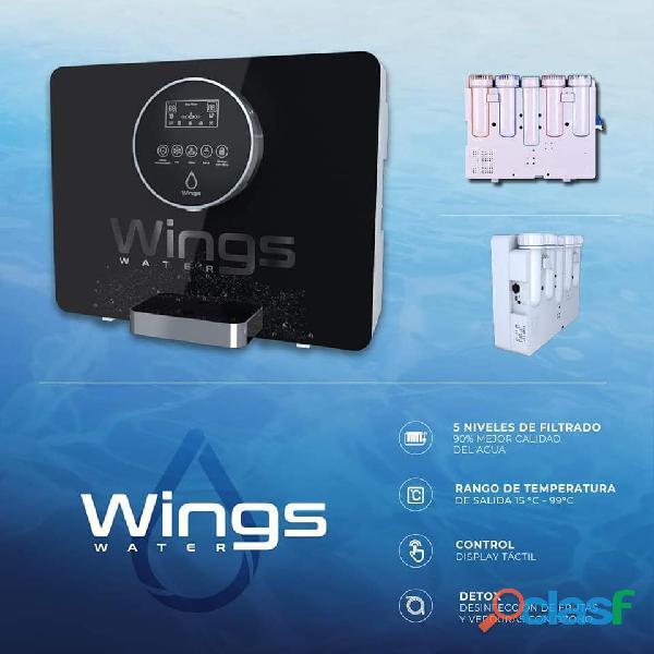 Nuevo producto de alta gama  Wings Water
