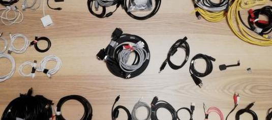 Cables varios: