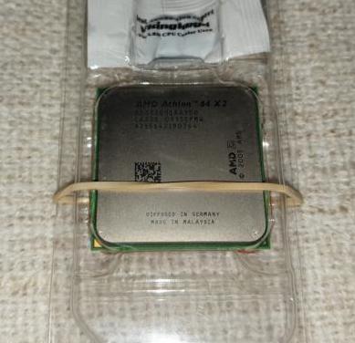 Cpu amd athlon 64 x2 5200 ad05200iaa5d0 2 x 2.7gh