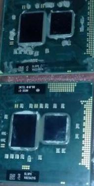 Dos procesadores intel core i3 350m a 2.40ghz