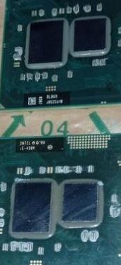 Dos procesadores intel core i5