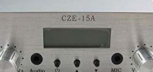 Emisora fm estereo 88 mhz - 108 mhz 15 w
