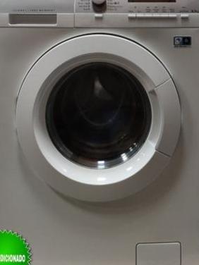 Lavadora secadora aeg l76684nwd