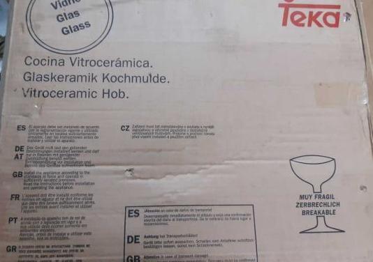 Vitroceramica teka tb 6310 nueva a estrenar
