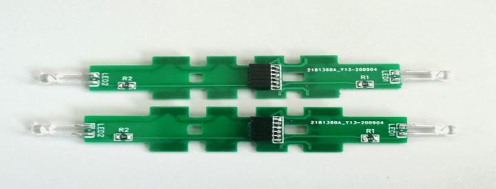 2 x placas para digitalizar kato 269 (escala n)