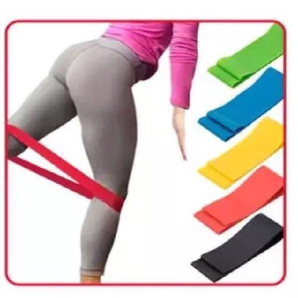 Bandas elásticas fitness, yoga. nuevas!!