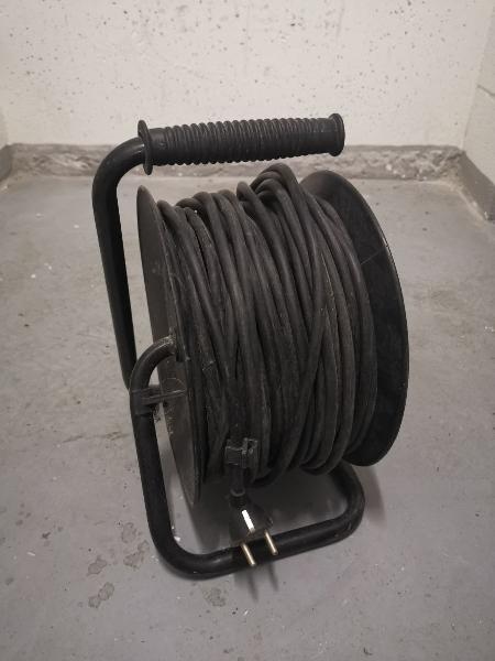 Cable electrico extensible