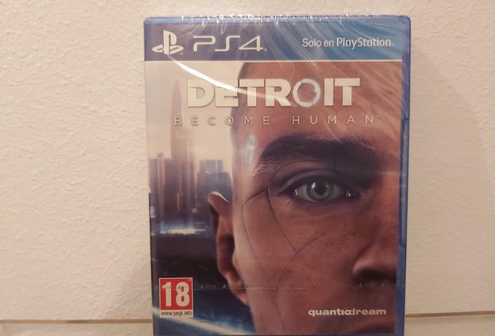 Detroit become human - videojuego ps4 a estrenar (pal esp)