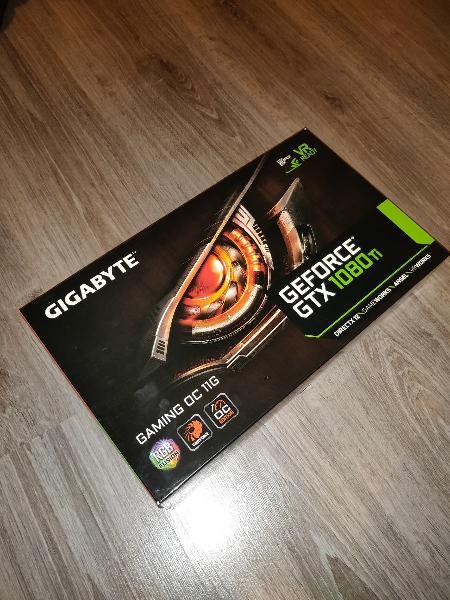 Gigabyte gtx 1080ti gaming oc 11gb