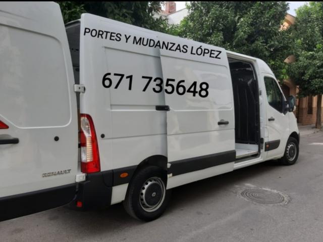 Portes & mudanzas 671735648