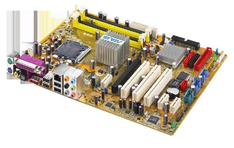 Placa base asus p5b 775 + core 2 quad 6600 + ram