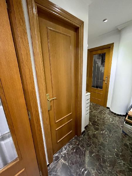 Puertas de paso interior casa color roble