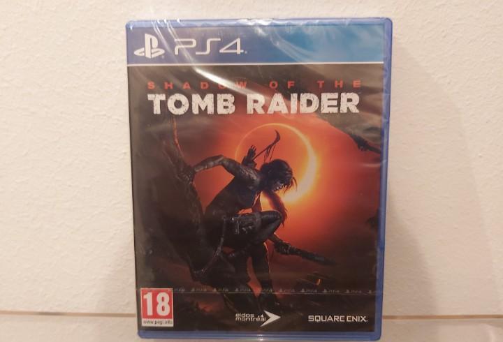 Shadow of the tomb raider - videojuego ps4 a estrenar (pal