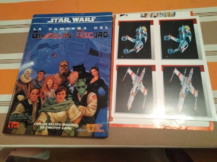 Star wars - el guardian oscuro - juego de rol