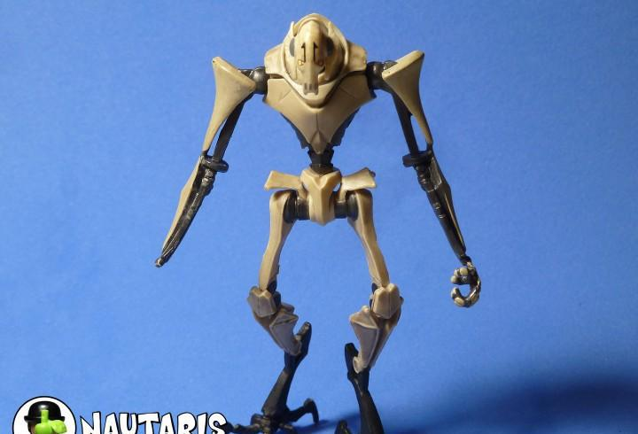 Star wars the clone wars general grievous incompleto