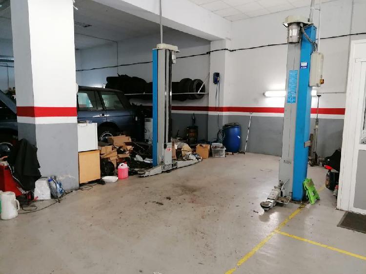 Traspaso taller mecánico