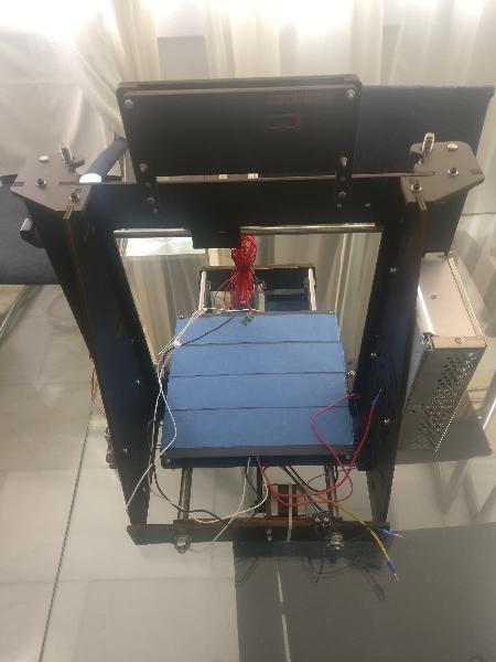 Impresora 3d nueva