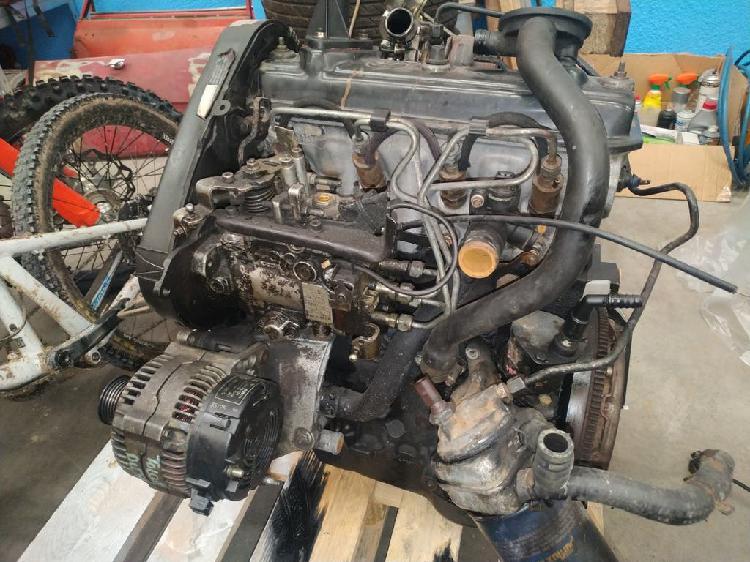 Motor abl procedente de una vw t4