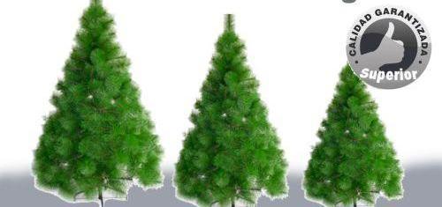 Arboles artificiales (alta calidad) tipo pino a precios de
