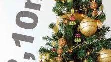 Arboles de navidad grandes de 2,10metros (210cm) + luces de