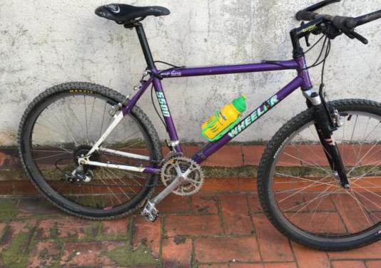 Bicicleta montaña wheeler 5500