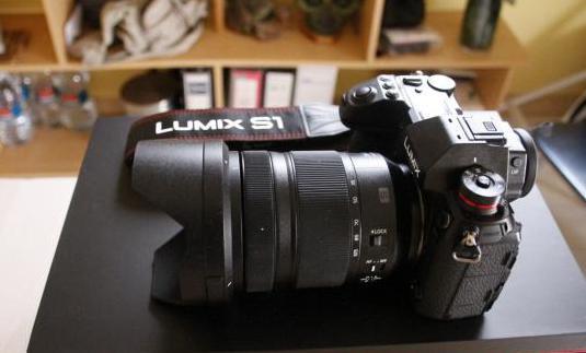 Camara de fotografia panasonic s1 24-105 mm