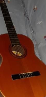 Guitarra clásica española suspiro