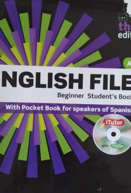 Libros ingles a1 escuela oficial de idiomas