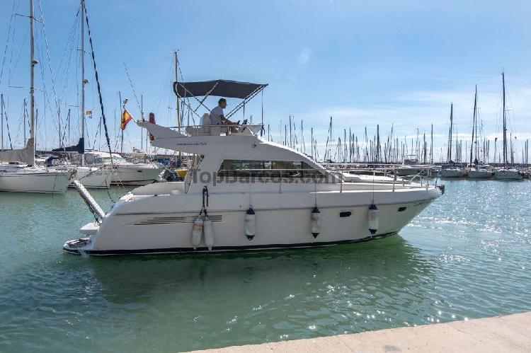 Cantiere navale alfa 34 fly