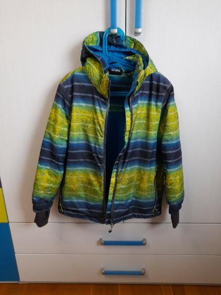 Abrigo niño ski talla 122/128