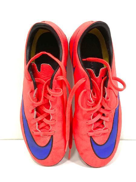 Botas de fútbol nike mercurial niños número 36