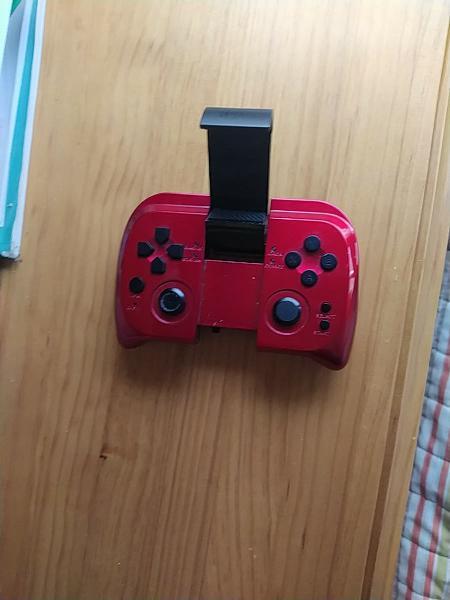 Gamepad mir bluetooth game cover plus rojo