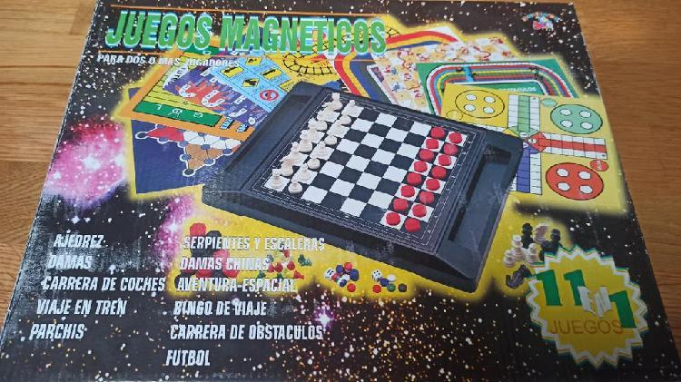 Juegos de mesa magneticos