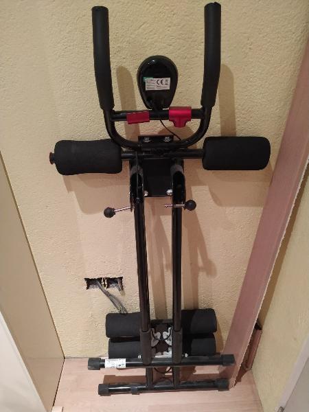 Máquina para ejercicio en casa