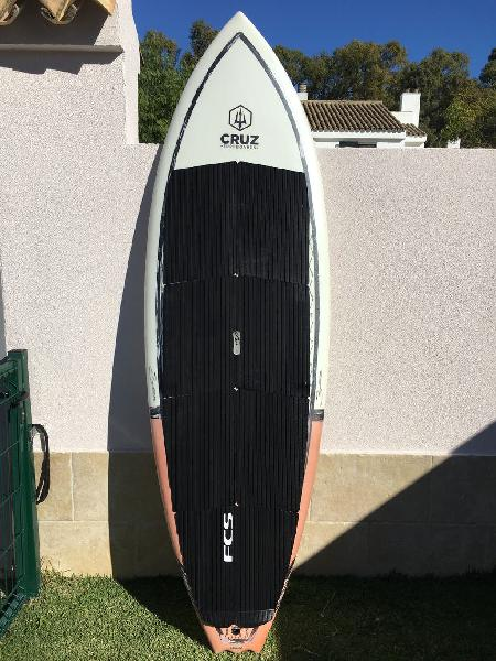 Paddle board surf / sup waves