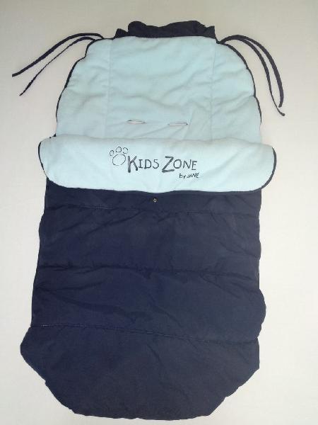 Saco silla bebé, jané -kids zone-, universal, azul