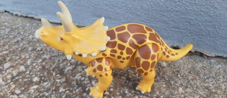 Triceratops playmobil