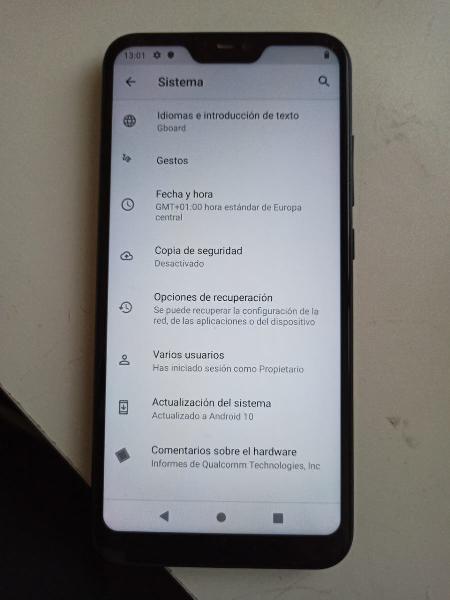 Xiaomi a2 lite 2gb 32gb