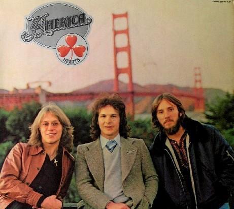 America ·· hearts - (lp 33 rpm)
