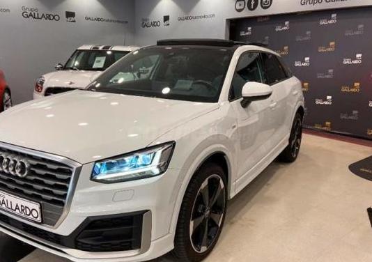 Audi q2 sport edition 1.4 tfsi 110kw 150cv cod 5p.