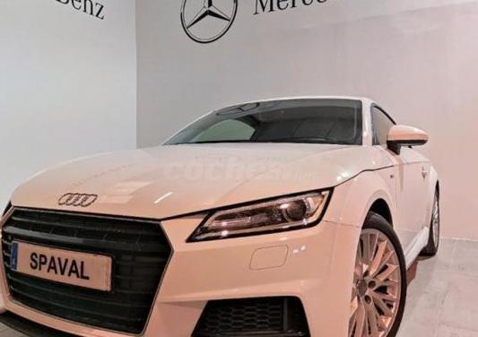 Audi tt s line ed 2.0 tfsi 169kw s tronic coupe 3p