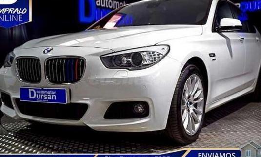 Bmw serie 5 530d xdrive gran turismo 5p.