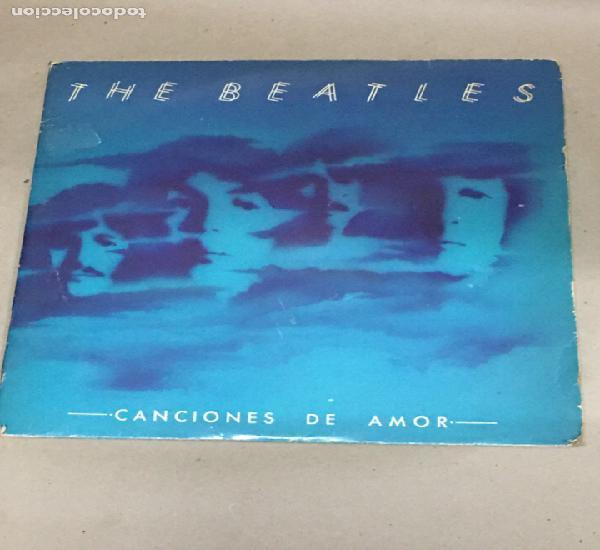 Disco doble the beatles canciones de amos - buena