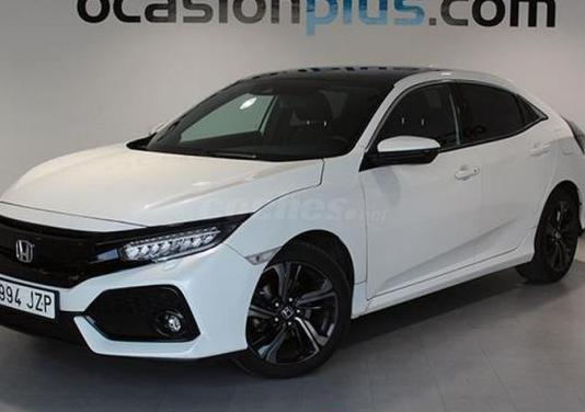 Honda civic 1.0 ivtec turbo cvt executive premium