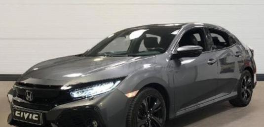 Honda civic 1.6 idtec executive premium 9at 5p.