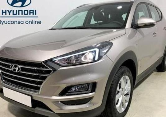 Hyundai tucson 1.6 crdi 85kw 116cv 48v sle 4x2 5p.