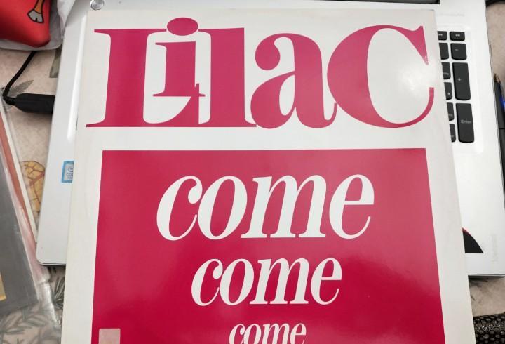 """Lilac - come come come (12"""") sello:flea records cat. nº:"""
