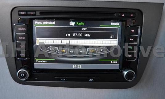 Marco adaptador radio seat altea toledo