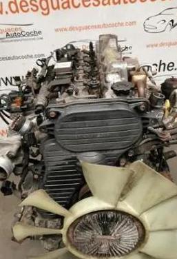 Motor completo 2.5tdci 143cv ford ranger 8f1 o wl